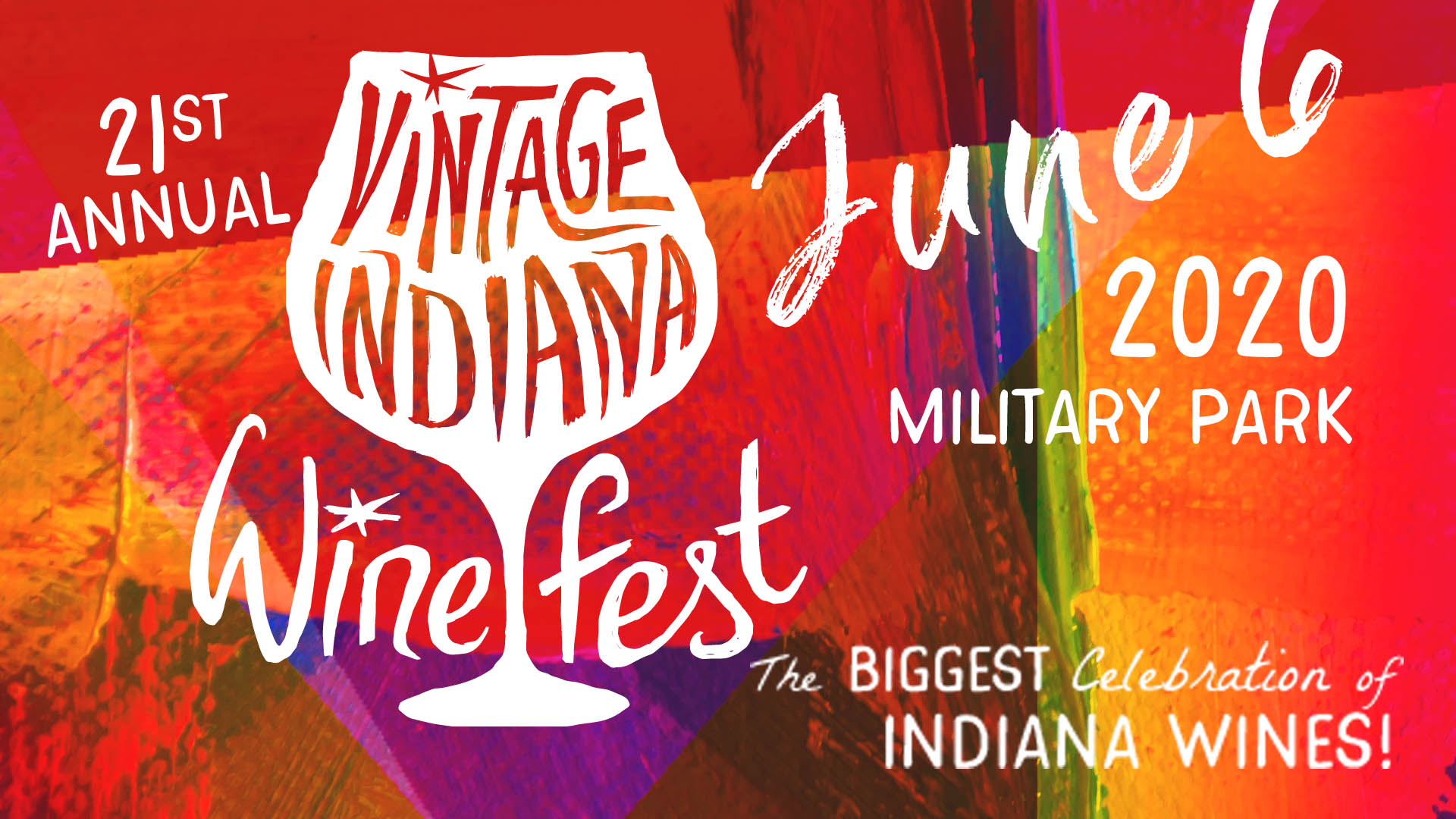 2020 Vintage Date is on June 6th, 2020. Save the Date!
